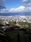 Bahai庭院以色列 免版税图库摄影