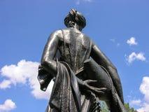 bahai海法以色列公园雕塑 库存图片