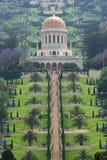 bahai świątyni Obrazy Royalty Free