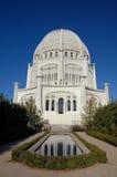 bahai świątyni wilmette zdjęcie royalty free
