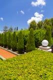 Bahai Gärten, Haifa, Israel Stockfoto