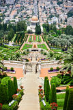 Bahai Garden Stock Photos