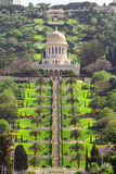 Bahai Garden Royalty Free Stock Photography