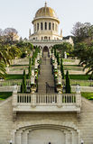 Bahai Garden Royalty Free Stock Photo