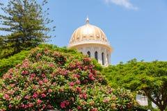 Bahai Garden in Haifa, Israel. Stock Photography