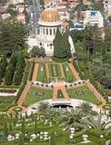 Bahai gardens 2 Royalty Free Stock Photos