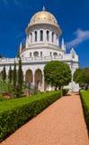 Bahai gardens Stock Photo