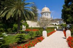 Bahai gardens Royalty Free Stock Photography