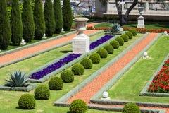 Bahai Gardens Royalty Free Stock Image