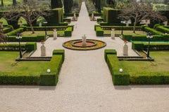 Bahai Gardens, Acre Royalty Free Stock Photo