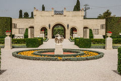 Bahai Gardens, Acre Royalty Free Stock Photos