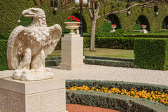 Bahai Gardens, Acre Royalty Free Stock Images