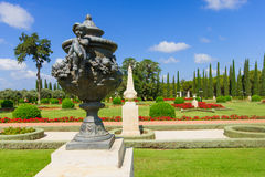 Bahai Gardens, Acre Royalty Free Stock Image
