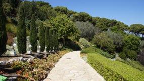 Bahai Gardens Stock Photography