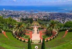 Free Bahai Gardens, Haifa, Israel Royalty Free Stock Photo - 123017585
