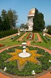Bahai gardens, Haifa, Israel. Stock Images