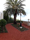 Bahai Garten Lizenzfreies Stockbild
