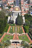 Bahai Holy Places Royalty Free Stock Photography
