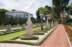 bahai ogródy Obraz Stock