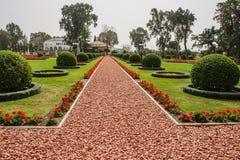 Bahai ogródy, akr obrazy stock