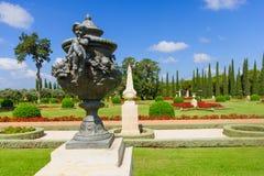 Bahai ogródy, akr Obraz Royalty Free