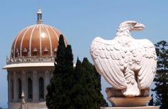Bahai Shrines in Haifa Royalty Free Stock Photos