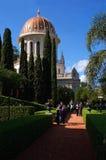 The Bahai Shrines in Haifa Israel Royalty Free Stock Photo