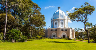 Bahai Temple Ingleside Australia. Bahai Temple Ingleside NSW Australia Royalty Free Stock Photos