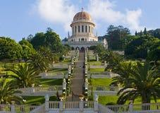 bahaiträdgårdar Royaltyfri Bild