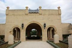 Bahaituinen in Acre royalty-vrije stock afbeeldingen