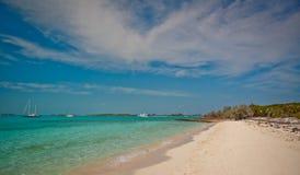 Bahama wyspy zatoka Obraz Stock