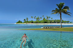 Bahamas Stockbild
