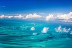 Bahamas aerial royalty free stock photos