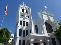 Bahamas arkitektur Royaltyfria Bilder