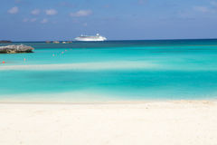 Bahamas Beach Royalty Free Stock Images