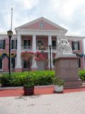 Bahamas Building Stock Image