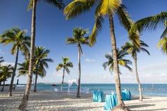 Bahamas, Cable Beach. Bahamas, the golden sands of Cable Beach royalty free stock photos