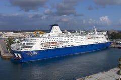 Bahamas Celebration cruise ship Stock Photography