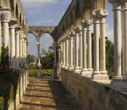 Bahamas - claustros no console do paraíso imagem de stock