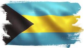 Bahamas Flag Stock Image