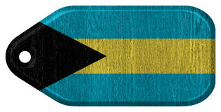 Bahamas flag Stock Photos