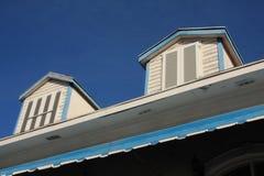 Bahamas house Stock Photo