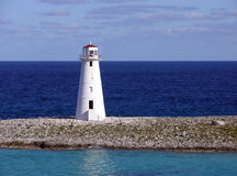 The Bahamas Lighthouse Stock Photo