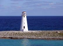 The Bahamas Lighthouse Stock Photo