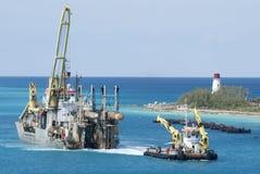 Bahamas Marine Industry Fotografía de archivo