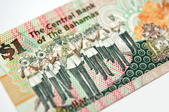 Bahamas money Stock Images