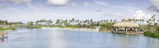 Bahamas panorama Zdjęcie Royalty Free