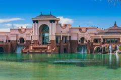 Bahamas pier Royalty Free Stock Image