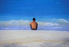 Bahamas-Tropen 01 Stockfoto