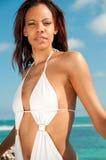 Bahamian Beauty Stock Photography